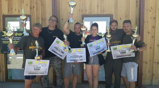 2.ročník GIANTS FISHING Carp Cup 2017