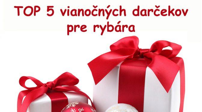 TOP 5 vianočných darčekov pre rybára
